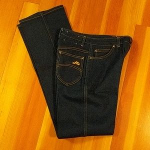 Chic H.I.S. Pin Up Vintage Retro 70s 80s Jeans VTG